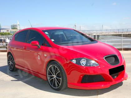 Body kit Seat Leon II Kondor