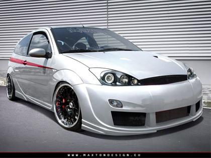 Body kit Racer Ford Focus