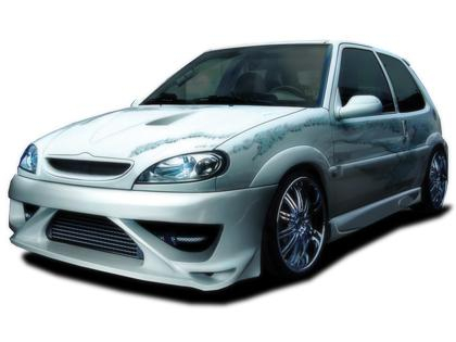 Body kit Citroen Saxo - Evo X
