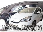 Deflektory-ofuky oken Honda Jazz IV