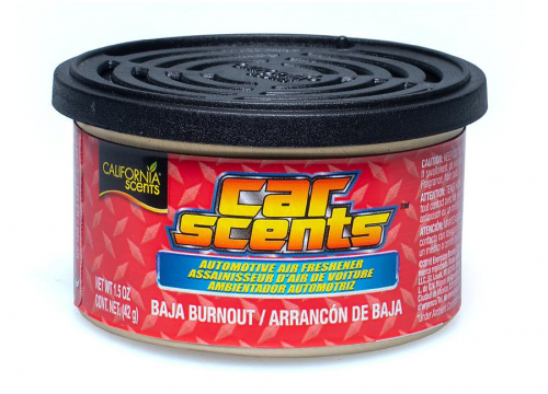 Vůně do auta California Scents - Baja Burnout