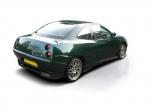 Zadní spoiler nárazníku - Fiat Coupe modena