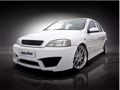 Body kit Cyborg Opel Astra G