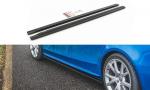 Nástavky prahů Audi A4 / S-Line / S4 B8