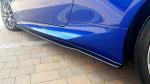 Nástavky prahů Lexus RC