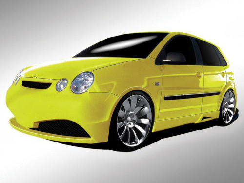 Body kit Chrono Volkswagen Polo 9N