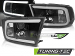 Přední světla s LED parkovacím světlem Dodge Ram černá