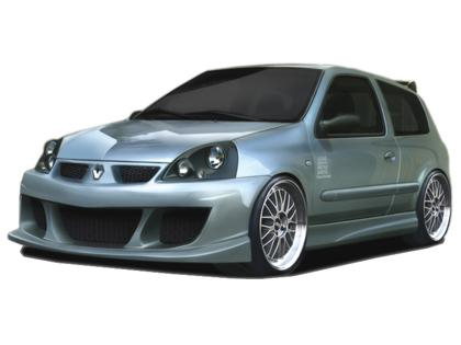 Prahy Mohave Renault Clio III