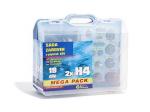 Žárovky servisní box MEGA H4+H4