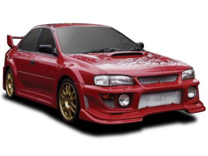 Body kit Subaru Impreza - Storm Wide