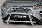 Nerezový přední ochranný rám Toyota RAV 4 / Hybrid, 76mm