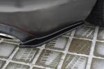 Nástavky zadního nárazníku Jaguar XF (X250) MK1 Sportbrake S-Pack