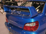 Křídlo Subaru Impreza