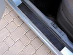 Kryty prahů-karbonová folie Hyundai Elantra IV