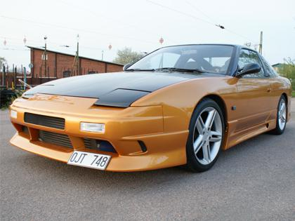 Body kit Nissan 200 SX