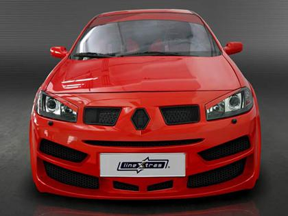 Body kit Helios Renault Megane II