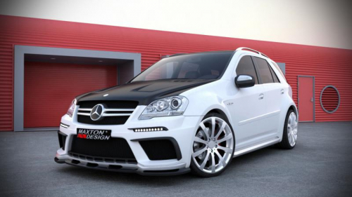 Body kit Mercedes ML W164 FACELIFT