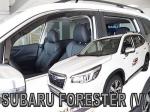 Deflektory-ofuky oken Subaru Forester V 5dvéř.