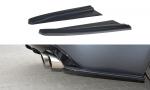 Nástavky zadního nárazníku Jaguar XF-R
