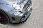 Spoiler předního nárazníku Fiat 500 Abarth MK1 Facelift