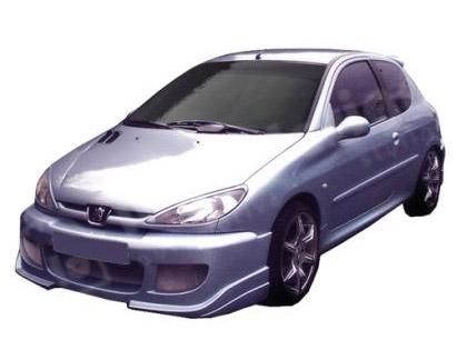 Body kit Peugeot 206 - Speed