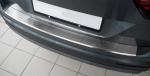 Nerezový kryt prahu zadních dveří Volkswagen Tiguan II / Tiguan Allspace