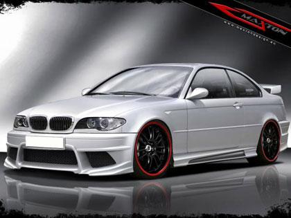 Body kit Generation BMW E46