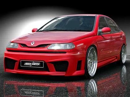 Body kit Oceanus Renault Laguna