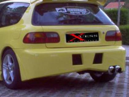 Zadní nárazník Shake Honda Civic