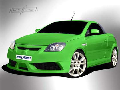 Body kit Freestyle Opel Tigra