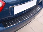 Kryt prahu pátých dveří - nerez+karbon Hyundai Tucson IV