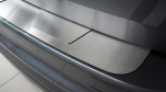 Nerezový kryt prahu zadních dveří Chevrolet Aveo II 3dvéř/5dvéř