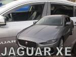 Deflektory-ofuky oken Jaguar XE 4 Dvéř. (+zadní)