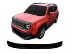Plexi lišta přední kapoty Jeep Renegade