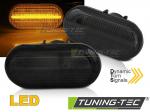 LED dynamické boční blinkry Renault / Nissan / Dacia / Opel / Smart - kouřové provedení