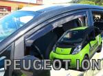 Deflektory-ofuky oken Peugeot iOn