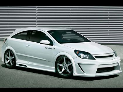 Body kit Opel Astra H - Viruss