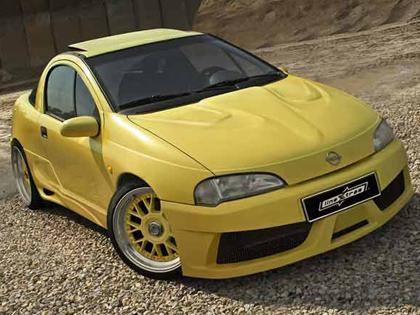 Body kit Ring Opel Tigra