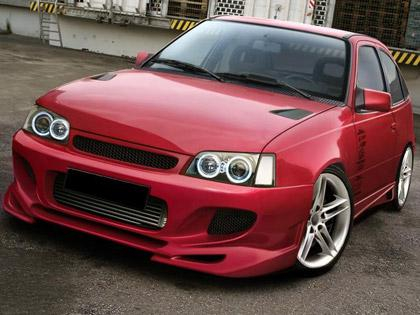Body kit Opel Kadett