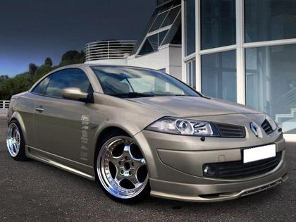 Body kit Renault Megane II Cabrio